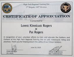 doc 625291 army certificate of achievement template u2013 army