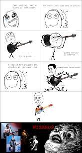 Derp Meme Comic - le wizards of music view more rage comics at http leragecomics