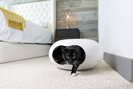 amazon com cat cave small dog house unique cozy pod comes