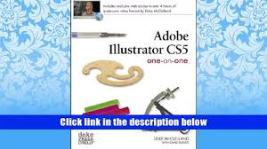 download adobe illustrator cs5 one on one deke mcclelland for