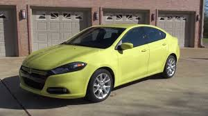 hd video 2013 dodge dart rallye citrus peal pearl for sale see www