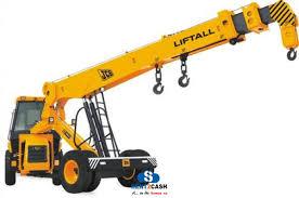 hire a hydra crane in vadodara in vadodara baroda rental