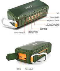 apie portable wireless outdoor bluetooth speaker review nerd techy