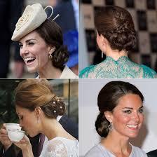 Hochsteckfrisurenen Prinzessin by Herzogin Kate Hochsteckfrisuren Kates Schönste Frisuren