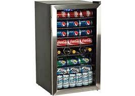 Cool Fridge To Keep Your Cans Cool Hold 10 Cans And by Top 7 Customer Rated Beverage Refrigerators