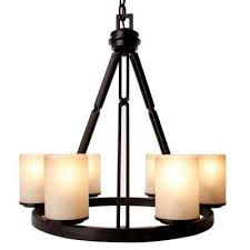 hamilton bay light fixtures hton bay alta loma 6 light dark ridge bronze chandelier 27055 at
