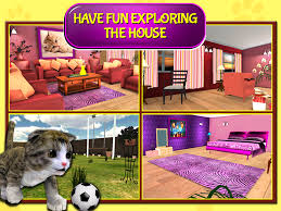 cute cat simulator u2013 3d game android apps on google play
