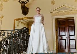 bridal wear wedding dresses london bespoke made to measure bridal wear