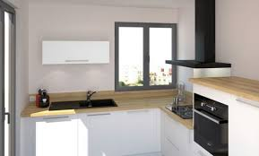 photo cuisine avec ilot central ikea cuisine ilot utile cuisine equipee blanche decoration