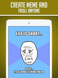 2 Picture Meme Generator - funny insta meme generator make custom memes with lol pics troll
