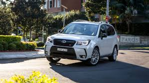 white subaru forester 2015 subaru forester review specification price caradvice