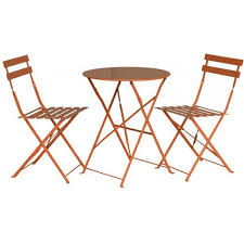 Folding Bistro Table And 2 Chairs Royalcraft Manhattan 90cm Round Table Royalcraft Mini Folding