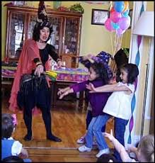 party clowns in the bronx kids magician nyc childrens birthday party magic clown entertainment