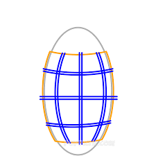 how to draw a grenade u2013 pop path