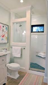 Walk In Shower Designs by Bathroom Upgrade To Walkin Shower Cadet Blue Futuristic Shower