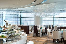 Aqua Dining Room by The Rosewood Vacation Spot For The Style Set U2013 Live A Life Of Luxury