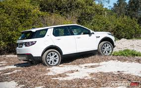 2017 land rover discovery sport white 2017 land rover discovery sport hse td4 180 review performancedrive