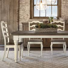farmhouse table modern chairs farmhouse table 4 kinds to accompany any dining concept