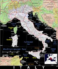 Itsly Map It Italy Public Domain Maps By Pat The Free Open Source