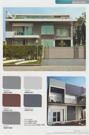 dulux exterior paint selection gallery including colours picture