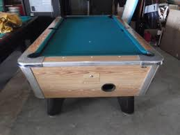 used valley pool table carlton s amusements complete billiard pool table repair service