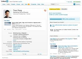 Profile On Resume Examples by Fancy Idea How To Post Resume On Linkedin 3 How To Post Resume On