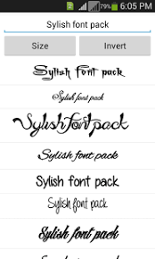 android fonts stylish fonts android apps on play