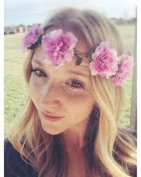 festival flower headbands here s a great deal on pink flower headband flower jewelry