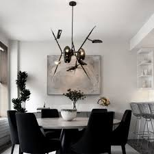 Modern Chandelier For Dining Room Things To Consider When Installing A Modern Chandelier Design