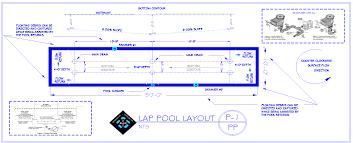 fina standard swimming pool glazed tile 244x119mm taotao pool