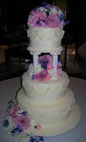 pillar cakes