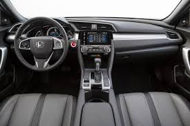 2017 honda civic lineup will feature turbocharged engines and
