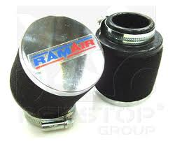 ramair scooter custom pod filter 34mm union