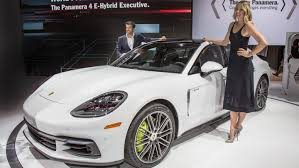 Porsche Panamera Limo - porsche at the los angeles auto show 2016 world premiere of the