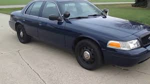 ford crown interceptor for sale 2010 ford crown p7b interceptor for sale ionia mi