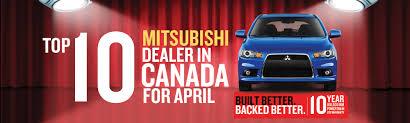 nissan canada service coupons dealership rallye motors mitsubishi