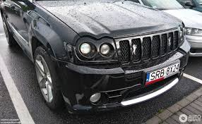 cherokee jeep 2005 jeep grand cherokee srt 8 2005 17 june 2017 autogespot