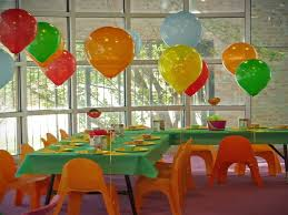 party decorations to make at home colorful house kids birthday party decorating ideas how to make a