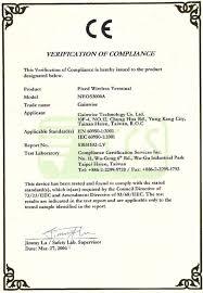 certification u0026 patent gainwise technology co ltd