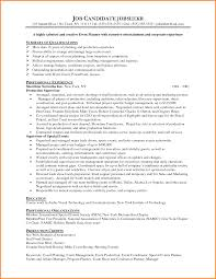 Event Planning Resume Examples by Sample Resume Event Coordinator Free Resume Example And Writing