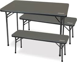 Outdoor Folding Tables Bench Folding Camping Bench Folding Table Bench Set Snowys