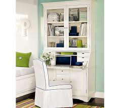 pottery barn secretary desk traditional secretary desk with hutch for your furniture ideas cool