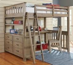 Bunk Bed Desk Size Bunk Bed With Desk Foter