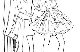 free printable barbie coloring pages girls colorings