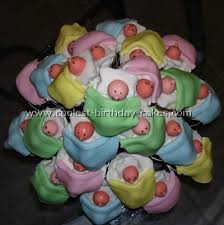 coolest baby shower cupcakes web u0027s largest homemade birthday