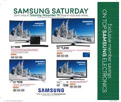 black friday tv deals 70 inch forget black friday sam u0027s club has a serious one day sales event