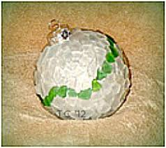 sea glass ornament craft ideas