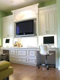 Diy Home Office Ideas Desk View In Gallery Home Office L Desk With Hutch Home Office