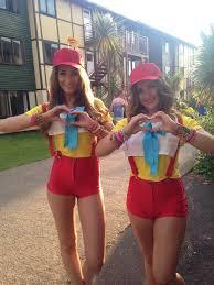alice in wonderland homemade costume tweedle twins google search