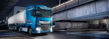 Exterior Design The New Cf And Xf Exterior Daf Corporate